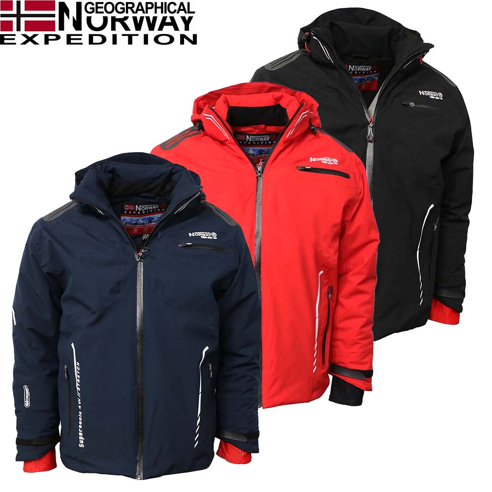 1d5560bab Lyžiarská bunda a nohavice od Geographical Norway - DG-SHOP.SK